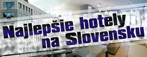 Najlepšie hotely Slovenska 1